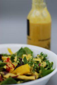 Low FODMAP No-Oil Salad Dressing