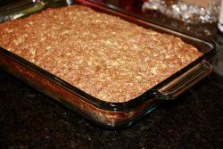 Whole Wheat Vegan Apple Cake No-Oil