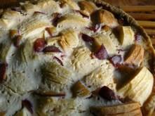 Apfel-Zwetschgen-Kuchen