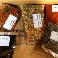 Ethical Christmas Shopping: spices and recipes