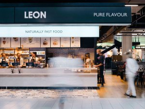 Vegan Food Amsterdam Airport