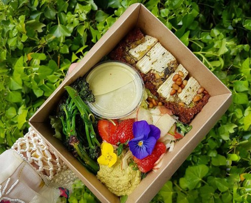 Vegan Food Delivery Services in Amsterdam