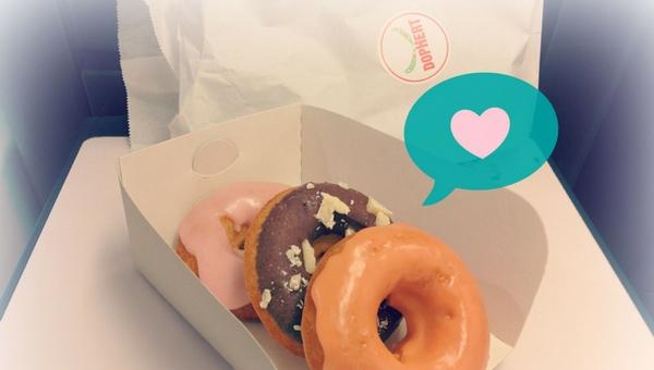 Vegan Donuts Dophert
