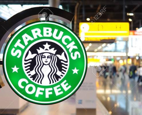 Vegan Starbucks Amsterdam