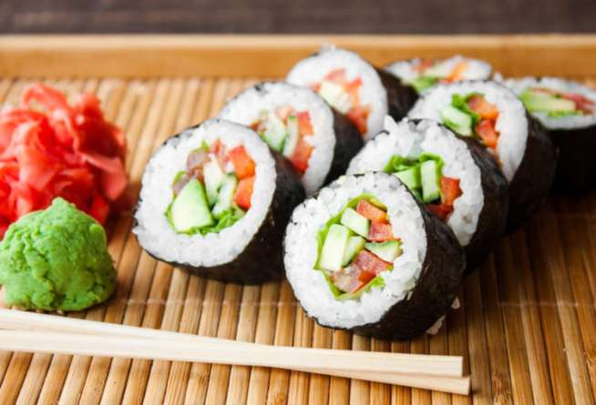 Healthy Sushi Amsterdam