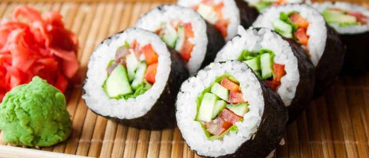 Vegan Sushi Amsterdam