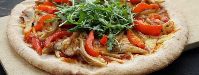 Vegan Pizza Amsterdam