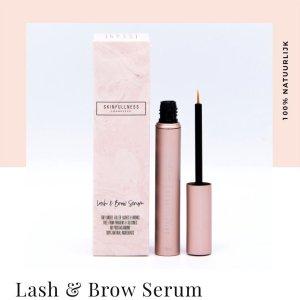 Lash & Brow Serum |100% Natuurlijk & Vegan Wimperserum