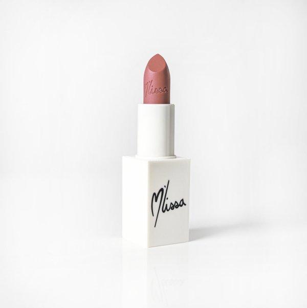 M'lissa - Salmon Salsa - Lippenstift - Vegan, Natuurlijke & Biologische Lipstick - Roze