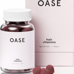 OASE Hair Vitamins Vegan Soft Gums™ Voedingssupplement - 60 gummies