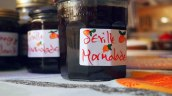 make labels - store in a cool dry cupboard...