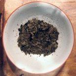 toasted crumbled nori