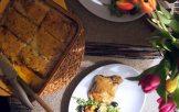 vegan moussaka - serves 4-6