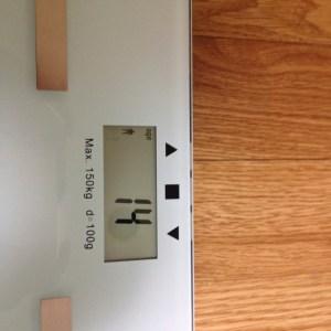 安い体重計