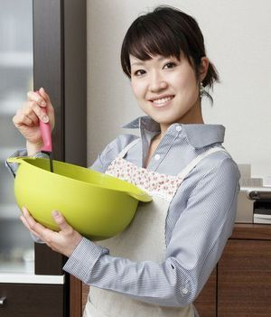 管理栄養士「柴田真希」さんも、「スルスル天使」を監修し