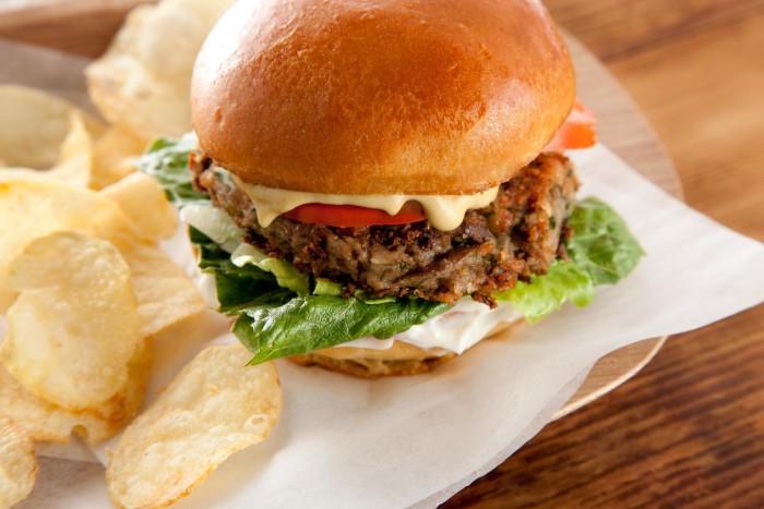 vegan burger recipes