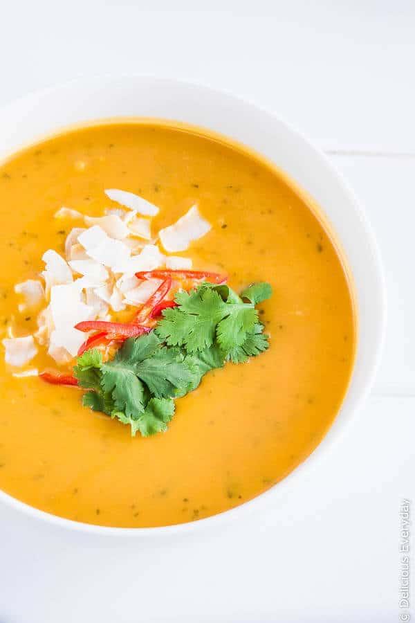 vegan Thai-Pumpkin-Soup-Recipe