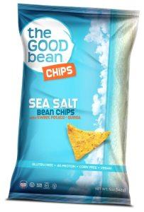 packet-salt bean chips