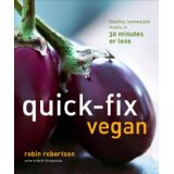 quick fix vegan cookbook