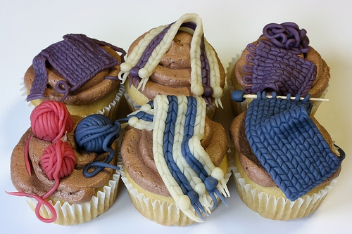 knit night vegan cupcakes recipe