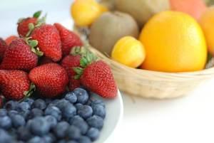 fresh fruit vegan diet