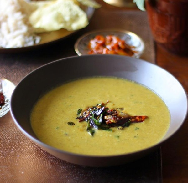 Mathanga Erissery (Pumpkin Curry from Kerala)