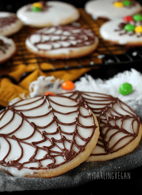 Creepy Crawly Sugar Cookies