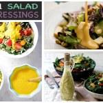 11 Vegan Salad Dressing Recipes