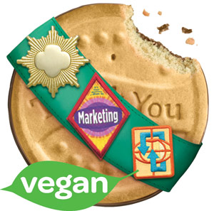 thanks a lot vegan