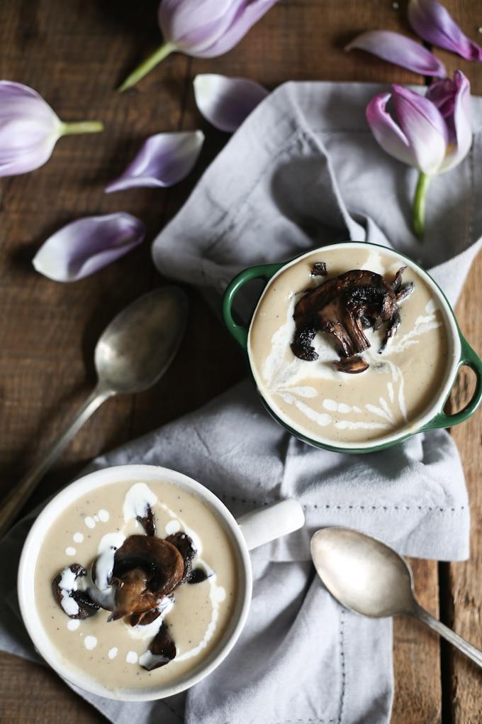 Belgian Endive Soup