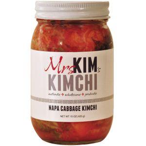 is kimchi vegan