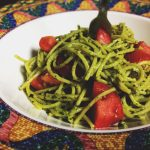 Perfect Pesto Made with Cashews and Nutritional Yeast