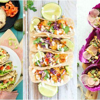 vegan taco recipes