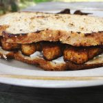 Smoky Maple Tempeh Sandwich