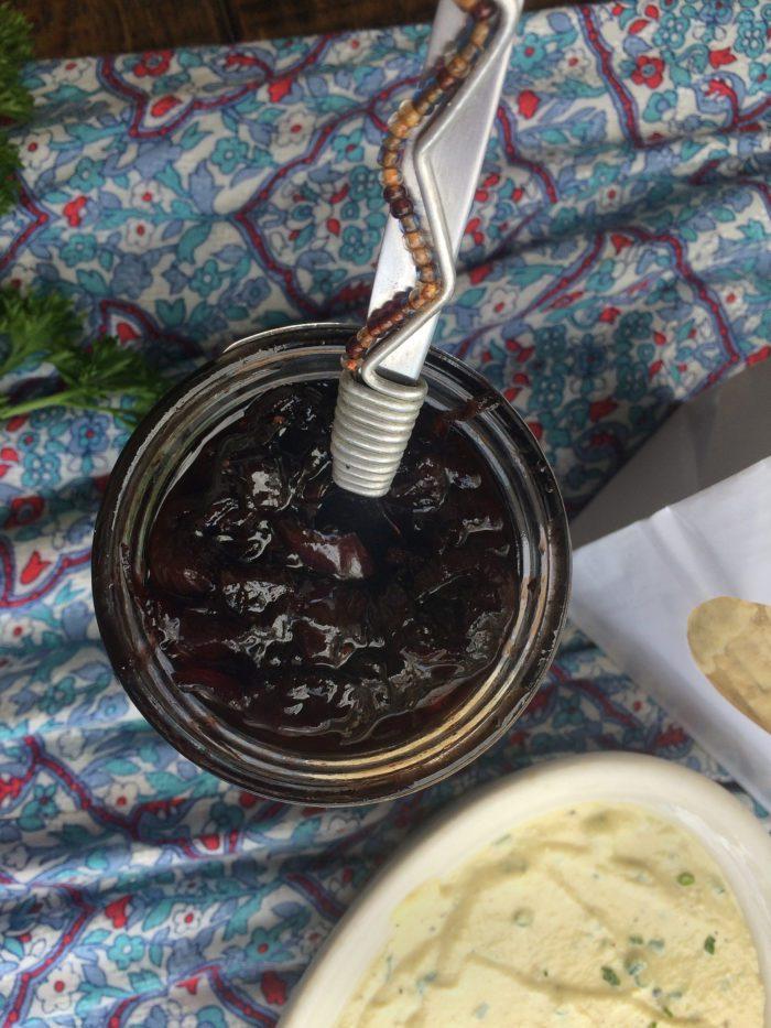 Onion Jalapeño Jam