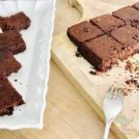 Brownie van Kikkererwten