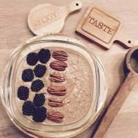 Bloemkool Ontbijt Porridge