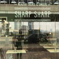 Vegan Cakebar in Rotterdam: SHARP SHARP