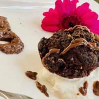 Vegan Mol Muffins