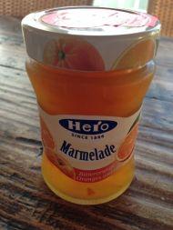 Frische Marmelade...