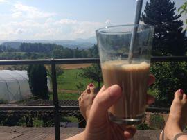 Soja-Latte *mmh!*
