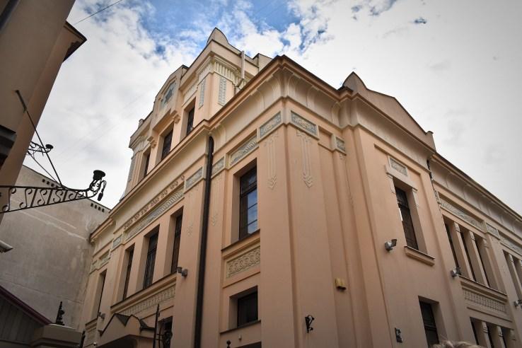 Riga synagougue
