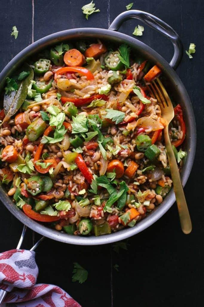 30 Easy Vegan One Pot Meals Vegan Heaven