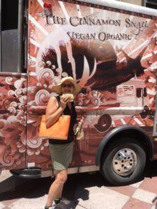 Vegan Pastries and Ice Cream in the Big Apple