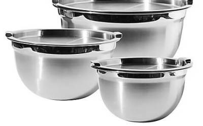 OGGI Stainless Bowls – Product Review