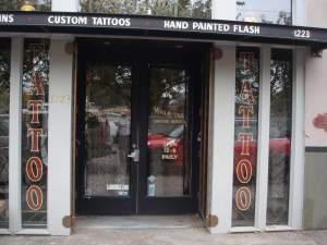 Scapegoat Tattoo