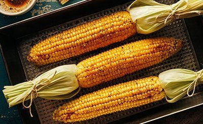 Butter Up Your Ears Baby! Its Sweetcorn Time at Farmers Markets!
