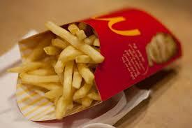 mcdonald's sültkrumpli
