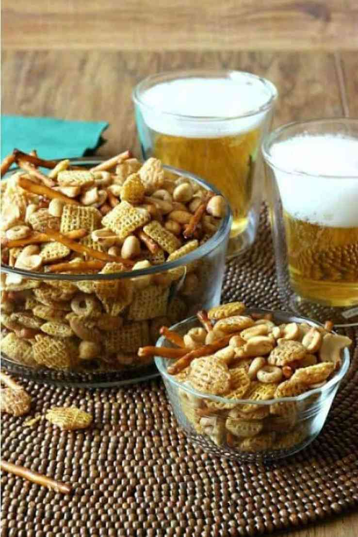 vegan chex mix nuts and bolts party vegan pantry recipes quarantine