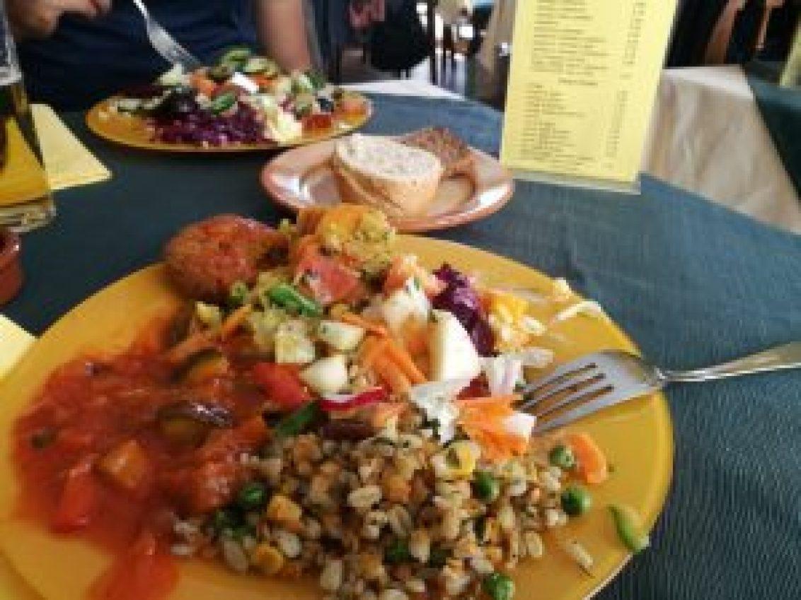 Comida vegana y vegetariana en malaga